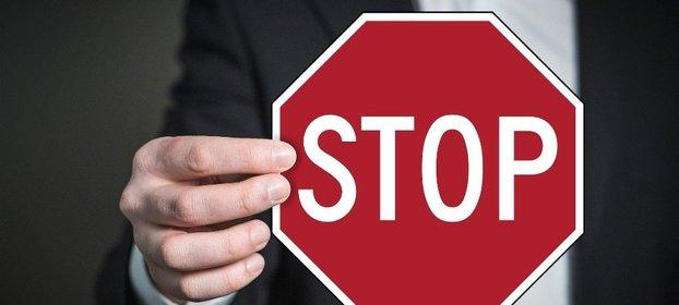 Arrêter-ne-pas-forcer