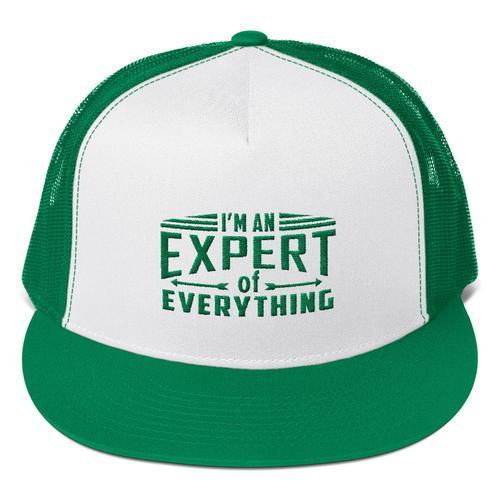 casquette expert